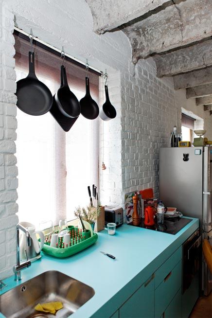 Kompakte Küche von Lukas