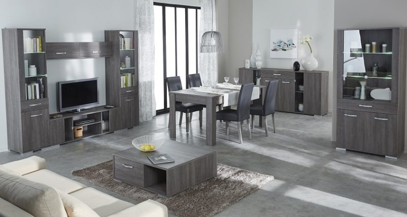 Complete interieur sets inrichting for Woonkamer inrichting compleet