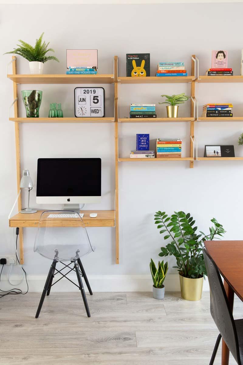 Computerkast IKEA SVALNÄS