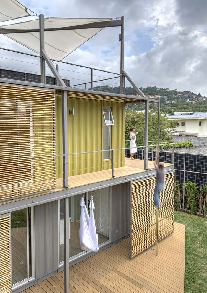 Containerwoning Casa Incubo