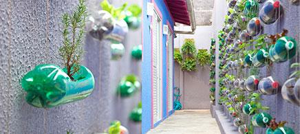 Creatieve budget ideeën voor balkon of tuin
