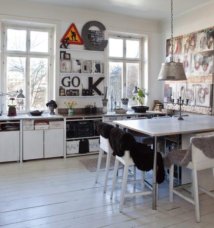 Creatieve huis & inrichting van Carola