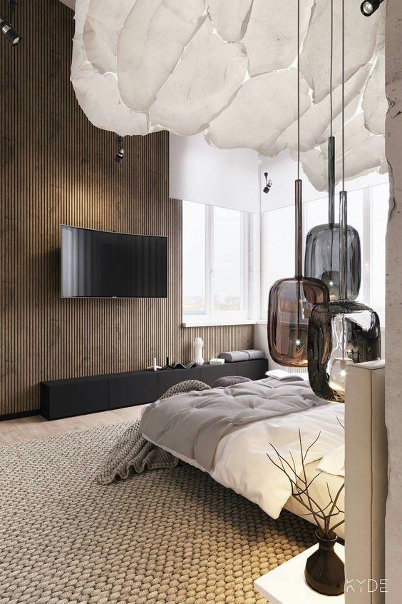 curved-tv-ophangen-slaapkamer