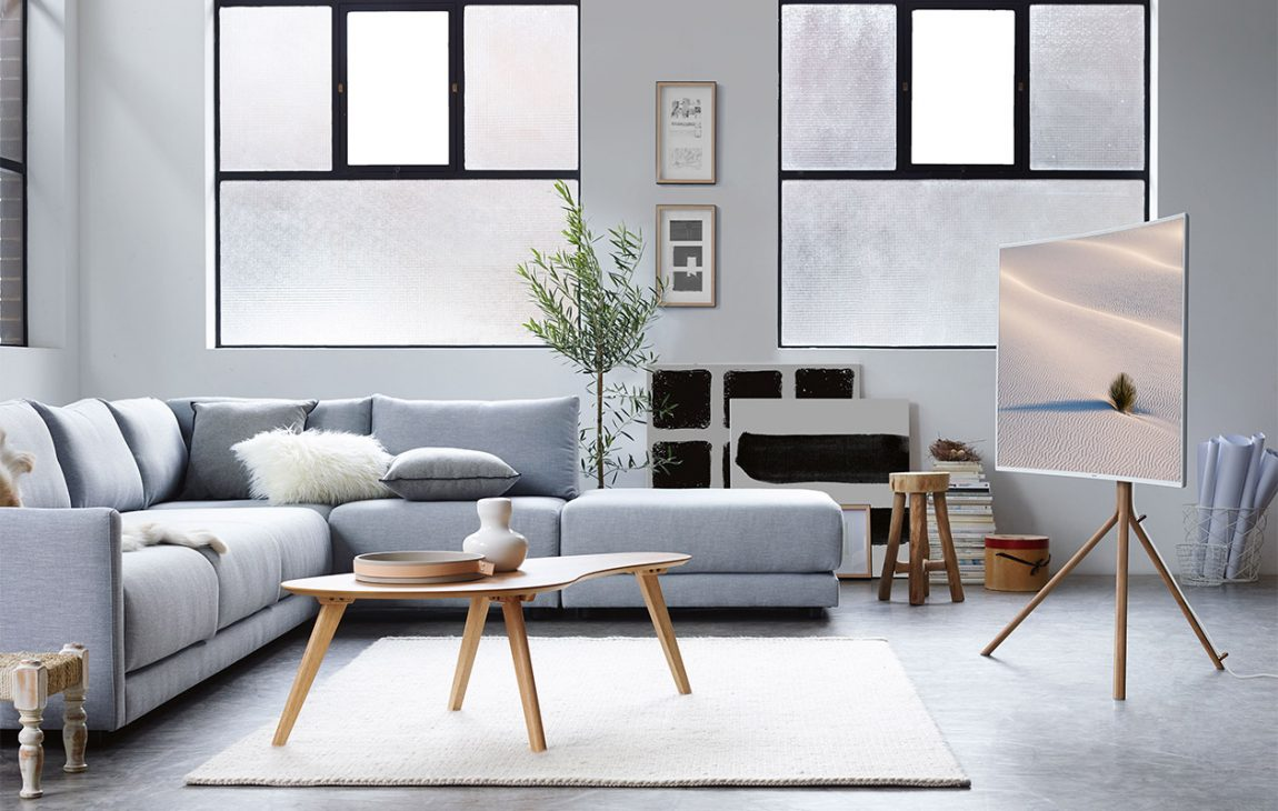 Curved tv aan de muur inrichting - Tv standaard huis ter wereld ...