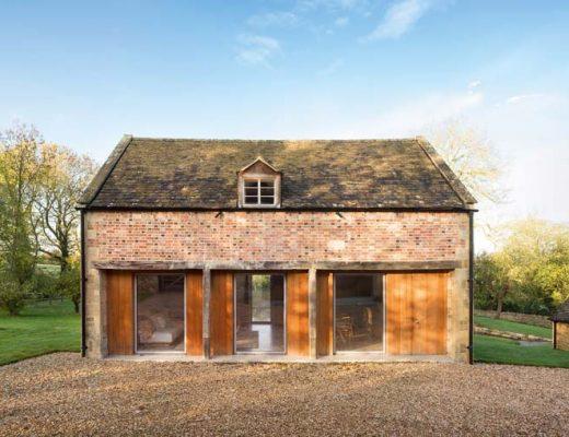 De mooie landelijke woning van ontwerper en architect John Pawson