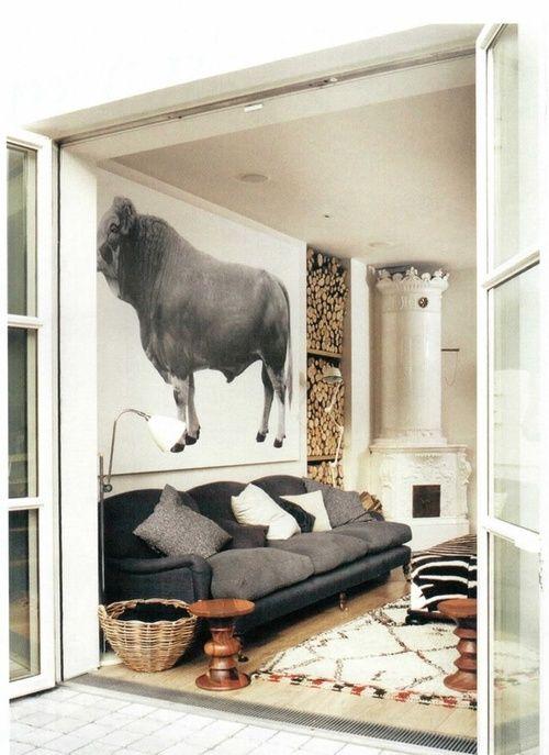Spiksplinternieuw Denk groot: XL Kunstwerk, Fotografie of Print aan je muur TF-79