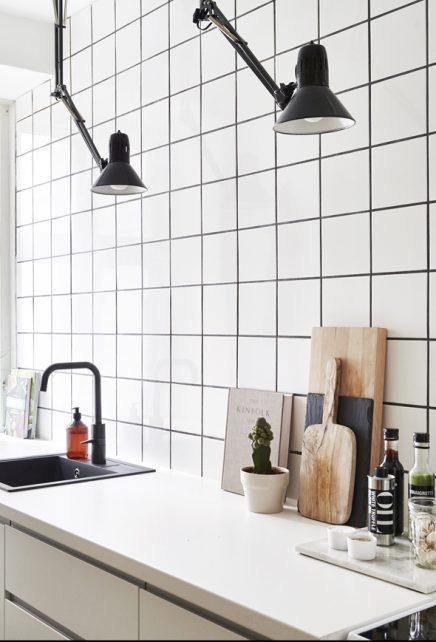 Deens appartement van thomas met scandinavisch interieur inrichting - Van interieur appartement ...