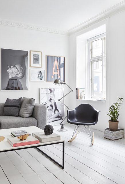 Deens appartement van thomas met scandinavisch interieur for Interieur inrichting