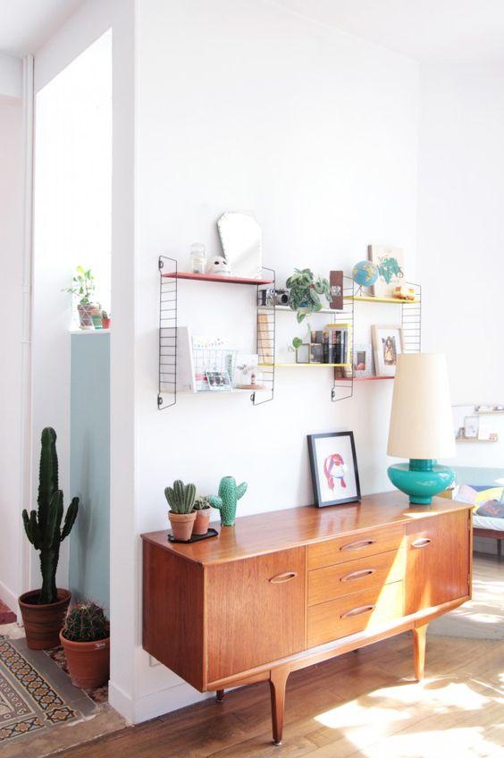 Deense vintage dressoir inrichting for Deense meubels vintage