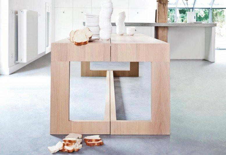 Moderne eettafels van odesi op een rij inrichting huis