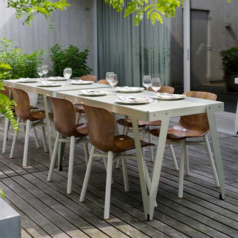 Design tuinmeubelen - Functionals Lloyd outdoor tafel