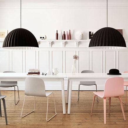 Designer eetkamerstoelen