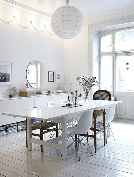 5x Designer eetkamerstoelen | Inrichting-huis.com