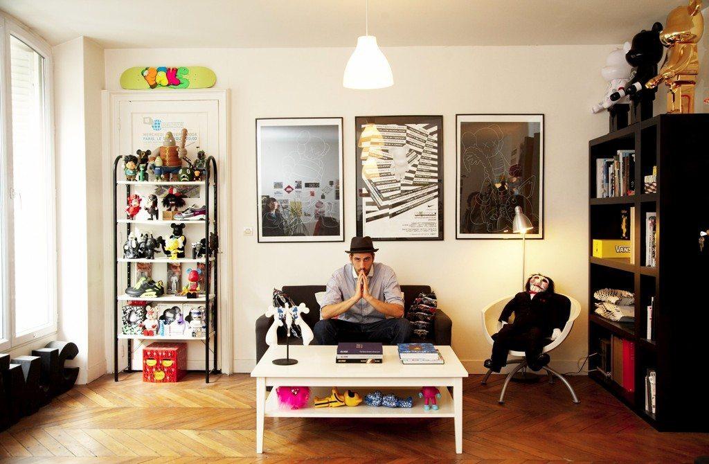 Designer toys verzameling