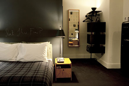 Designhotel Ace Hotel in New York