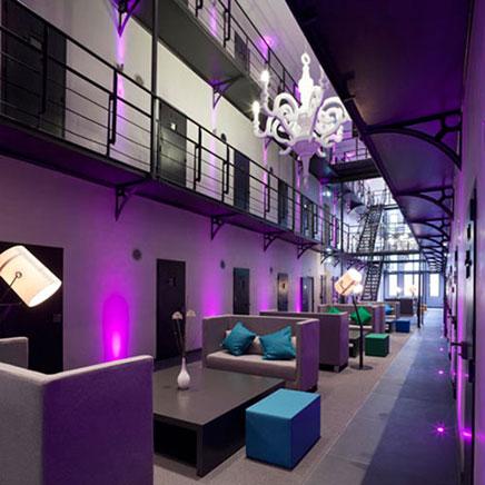 Designhotel Het Arresthuis in Roermond
