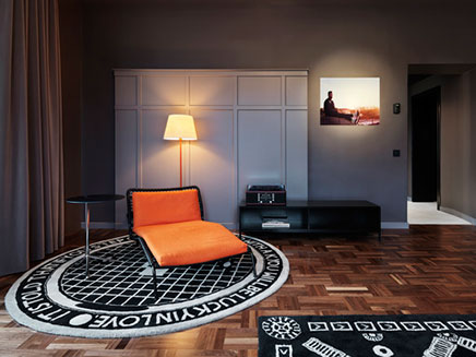 Designhotel Scandic Grand Central Stockholm