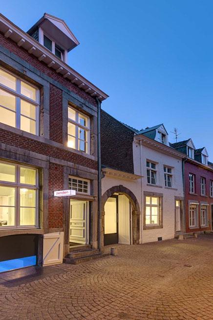 Designhotel zenden in maastricht inrichting for Designhotel maastricht