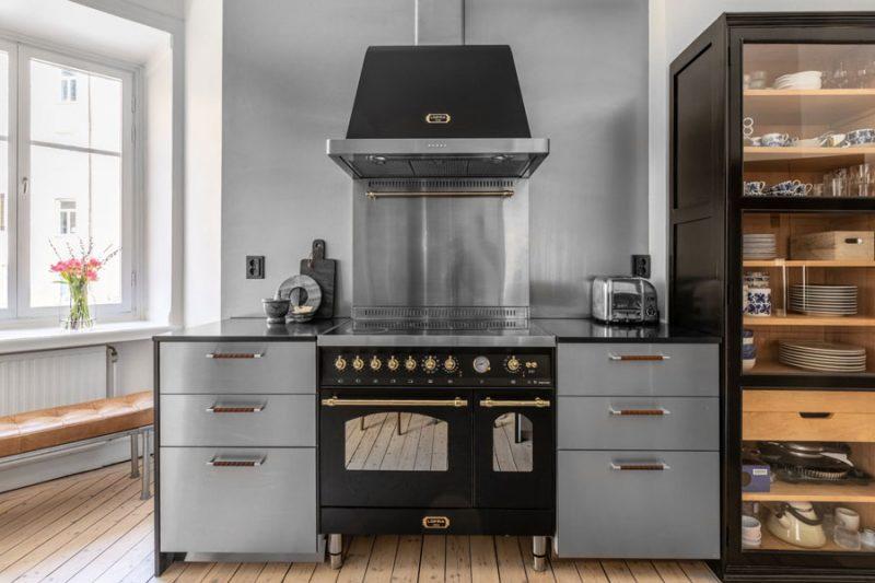White Keuken Stoere : Deze vintage keuken is chique én stoer inrichting huis