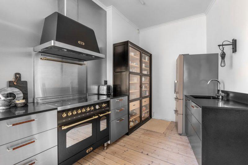 Chique Vintage Keuken : Deze vintage keuken is chique én stoer inrichting huis