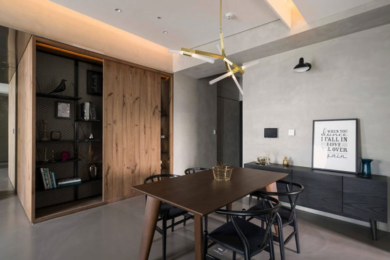 Dit appartement uit Taiwan is mooi!
