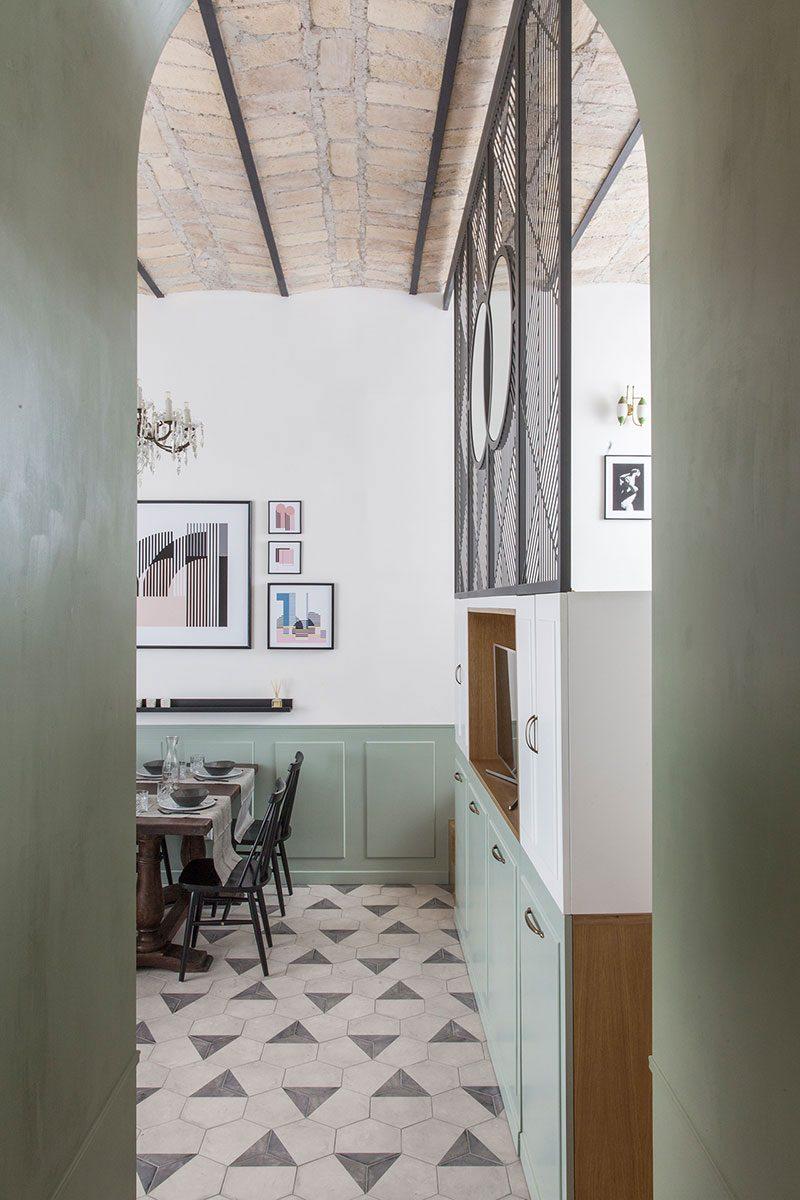 Dit super leuk appartement in Rome wordt verhuurd als vakantiehuis!