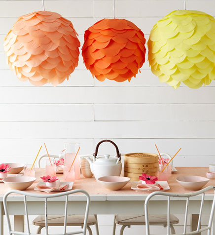 DIY lamp idee van The Crafts Dept
