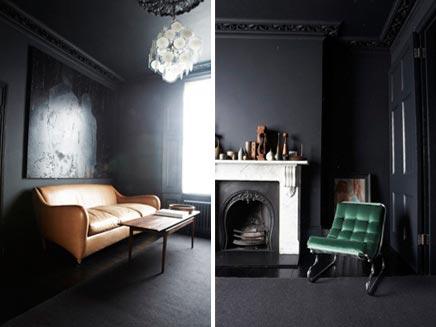 Retro interieur woonkamer - Vintage woonkamer meubels ...