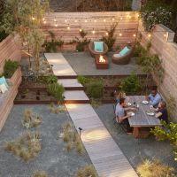 Doordacht ontwerp voor een ruime onderhoudsvriendelijke tuin