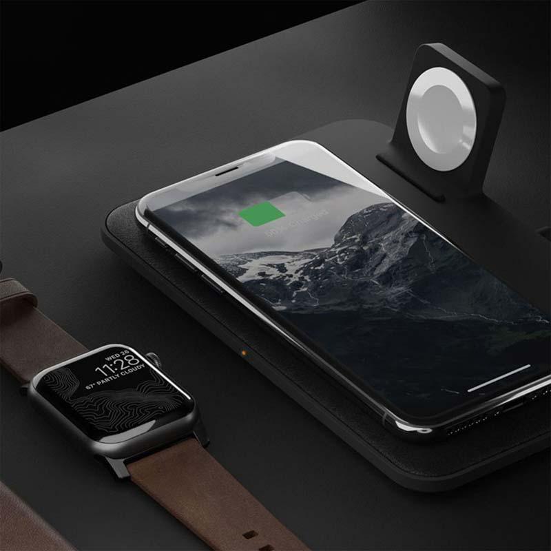 draadloze lader iphone nomad base station pro