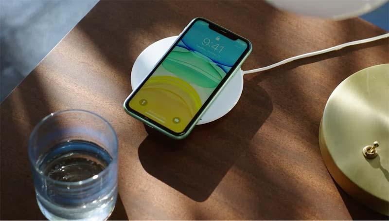 draadloze oplader telefoon apple magsafe iphone