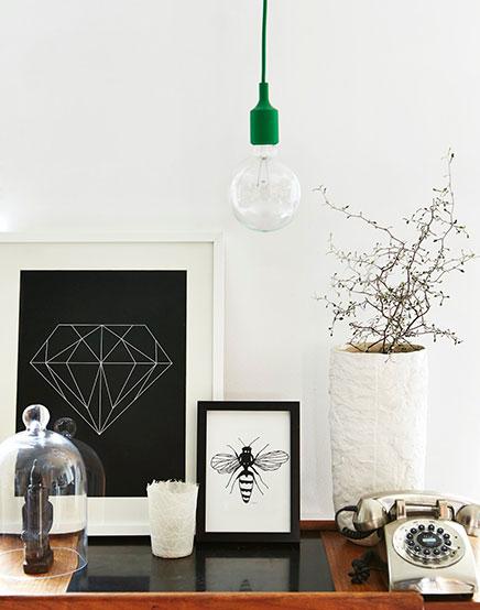 Dressoir decoratie ideeën