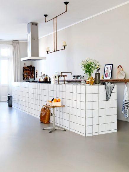 Droom loft woning in Amsterdam