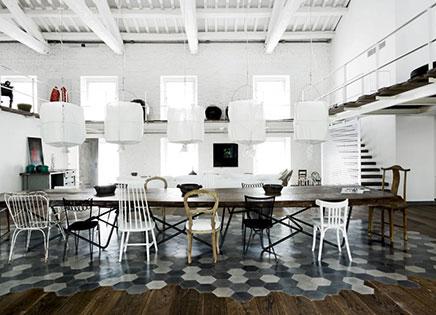 droom woonkamer van oude boerderij | inrichting-huis, Deco ideeën