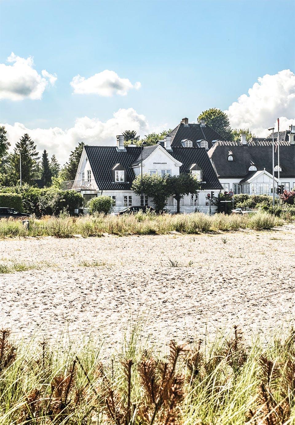 Droomhuis aan het strand van Åsa en Peter