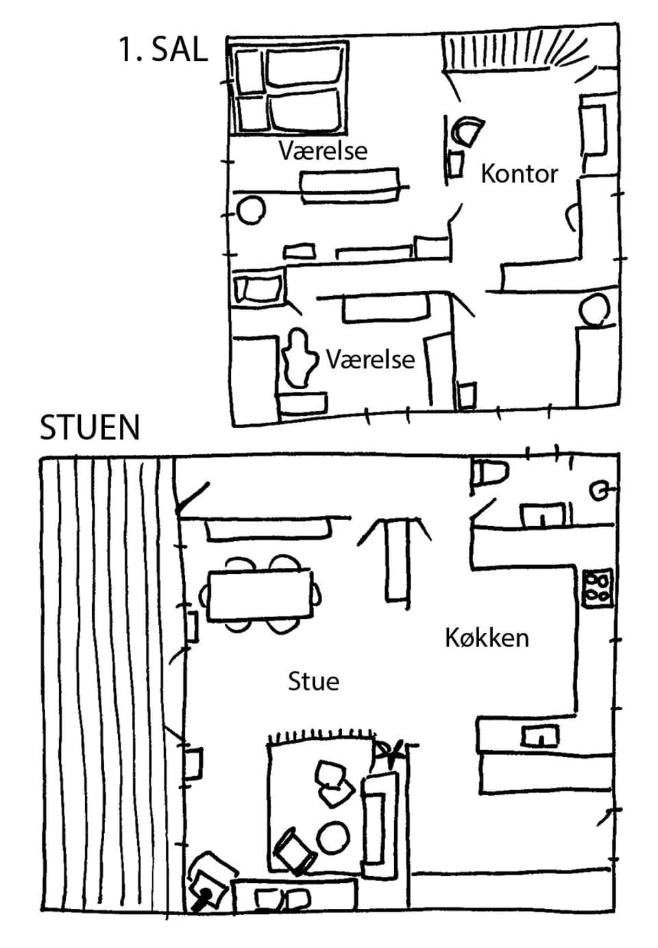 droomhuis-plattegrond