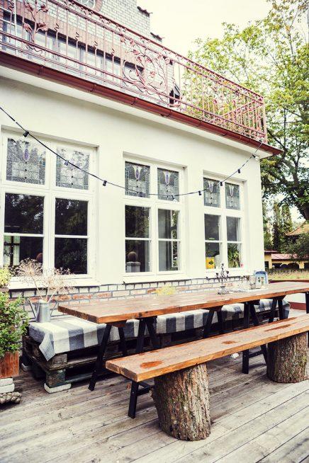 Het droomhuis van voormalig model malin persson inrichting - Huis exterieur model ...