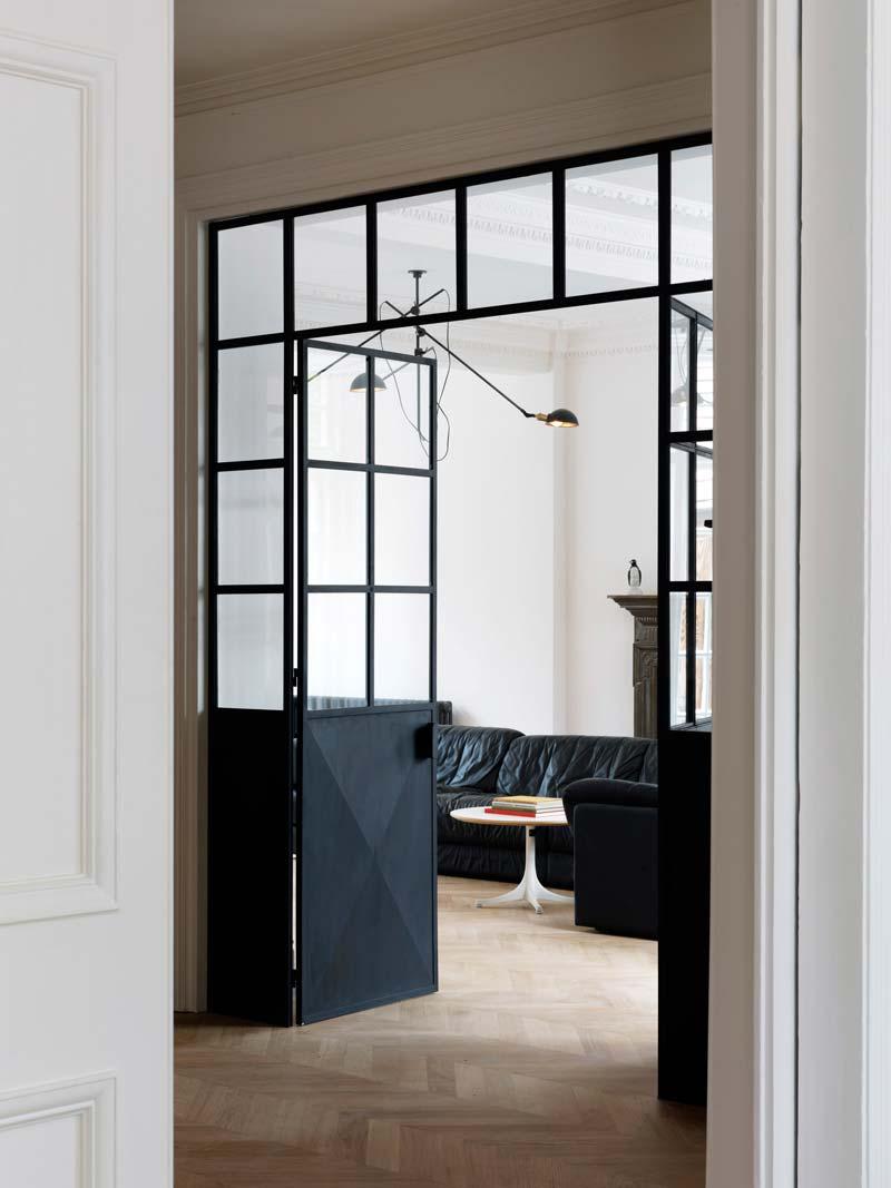 12x Industriële deur