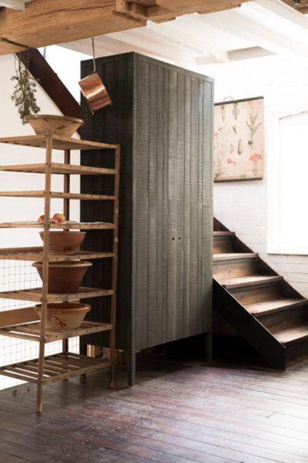 Duurzaam houten keuken