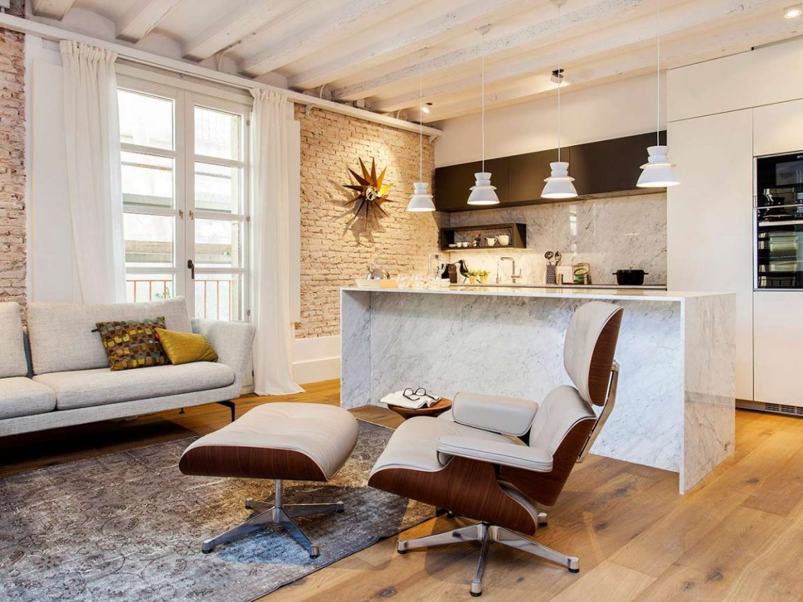 eames-lounge-chair-woonkamer