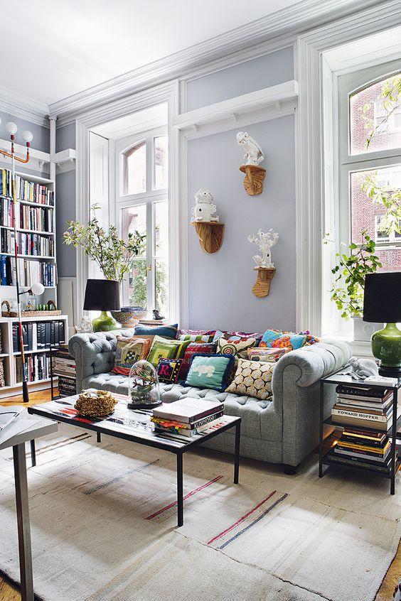 eclectisch interieur tip 10
