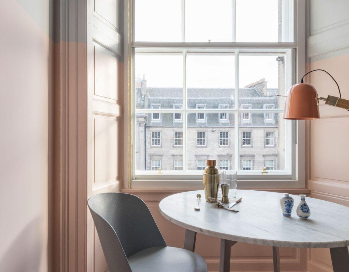 Eden Locke hotel in Edinburgh