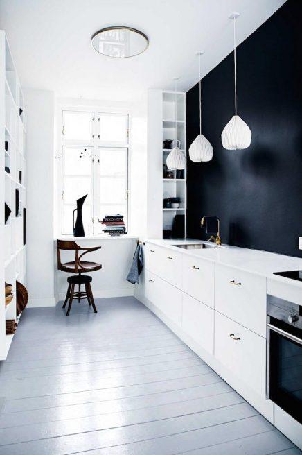 Eén keuken, twee stijlen van Deense interieurstylist