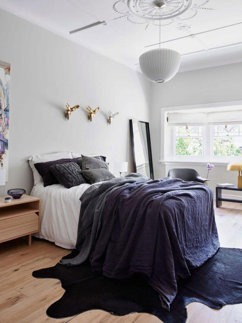 Een volwaardige inloopkast in de slaapkamer