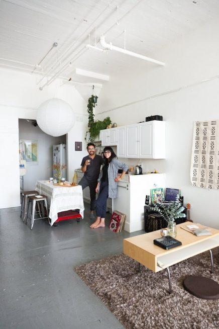 Eenkamerloft van Jeanette en Mikul