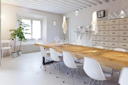 Eetkamer ideeën | Inrichting-huis.com
