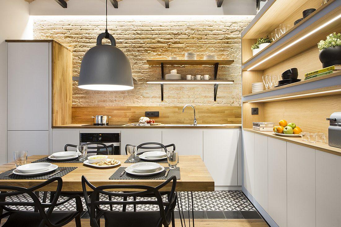 eettafel-open-keuken