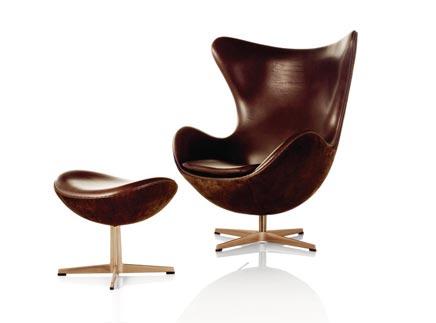 Chairs on Egg Chair In Zeer Exclusieve Uitvoering