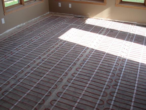 Elektrische vloerverwarming | Inrichting-huis.com