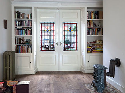 Piet Boon Deuren : En suite deuren inrichting huis